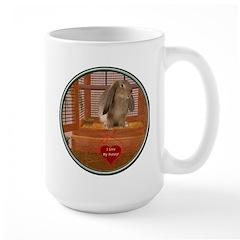 Bunny #2 Large Mug