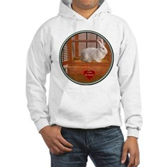 Bunny #3 Hooded Sweatshirt