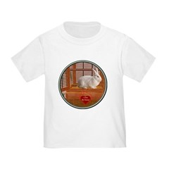 Bunny #3 Toddler T-Shirt