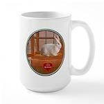 Bunny #3 Large Mug