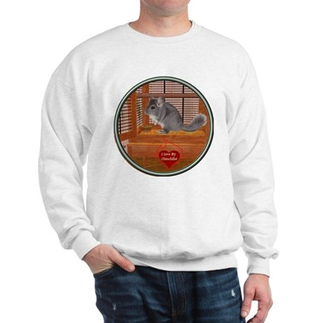 Chinchilla #1 Sweatshirt