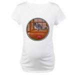 Chinchilla #1 Maternity T-Shirt