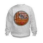 Chinchilla #1 Kids Sweatshirt
