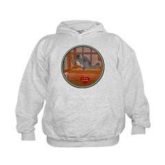 Chinchilla #1 Kids Hoodie