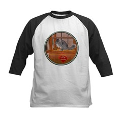 Chinchilla #1 Kids Baseball Jersey