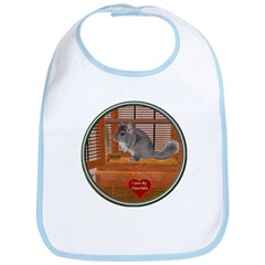 Chinchilla #1 Bib