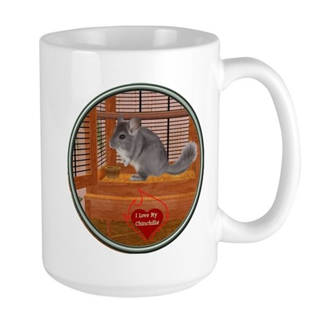 Chinchilla #1 Large Mug