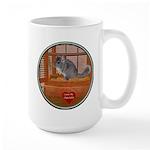 Chinchilla #1 Large Mug