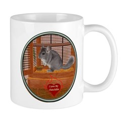 Chinchilla #1 Mug