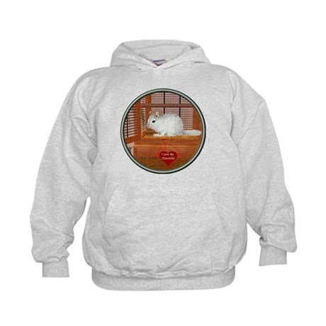 Chincilla #2 Kids Hoodie