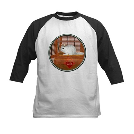 Chincilla #2 Kids Baseball Jersey