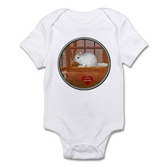 Chincilla #2 Infant Bodysuit