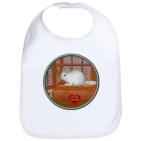 Chincilla #2 Bib