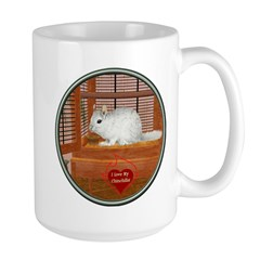 Chincilla #2 Large Mug