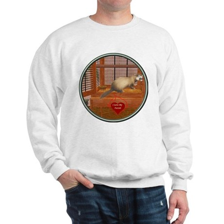 Ferret #1 Sweatshirt