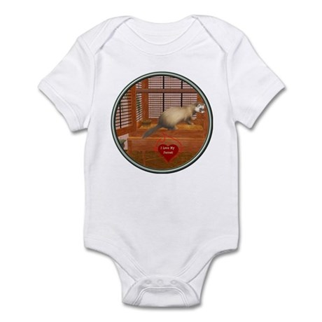 Ferret #1 Infant Bodysuit