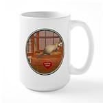 Ferret #1 Large Mug