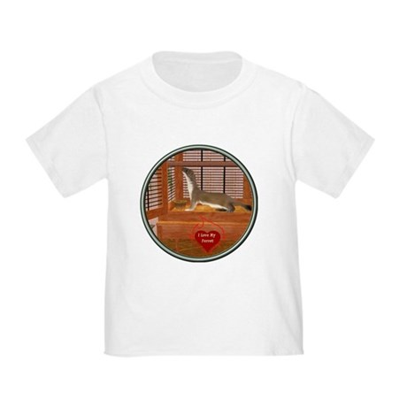 Ferret #2 Toddler T-Shirt