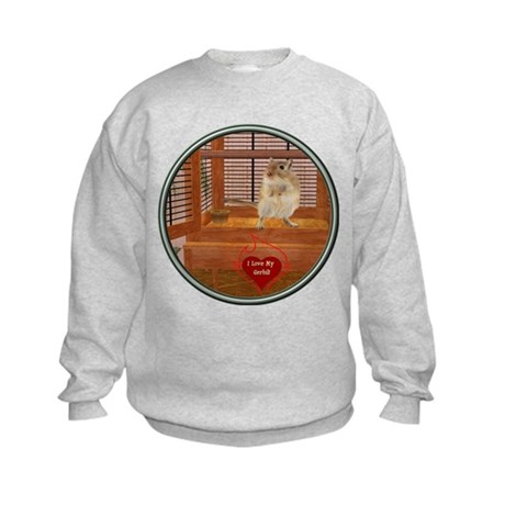Gerbil Kids Sweatshirt