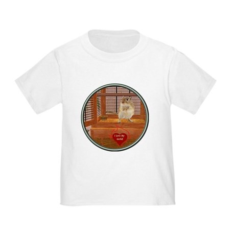 Gerbil Toddler T-Shirt