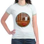 Guinea Pig #1 Jr. Ringer T-Shirt