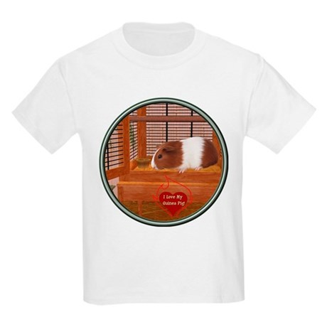 Guinea Pig #1 Kids Light T-Shirt