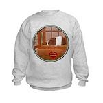 Guinea Pig #1 Kids Sweatshirt