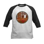 Guinea Pig #1 Kids Baseball Jersey