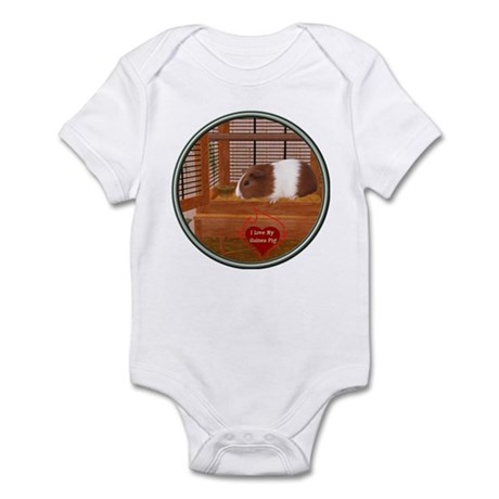 Guinea Pig #1 Infant Bodysuit