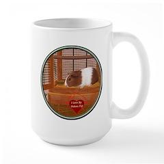 Guinea Pig #1 Large Mug