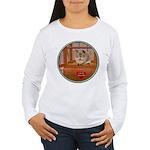 Guinea Pig #2 Women's Long Sleeve T-Shirt
