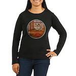Guinea Pig #2 Women's Long Sleeve Dark T-Shirt
