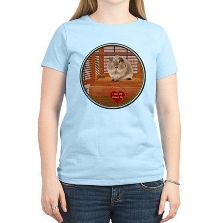 Guinea Pig #2 Women's Light T-Shirt
