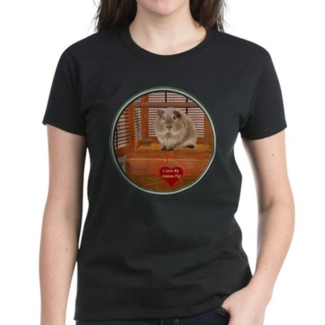 Guinea Pig #2 Women's Dark T-Shirt