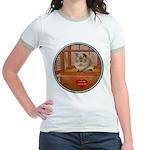 Guinea Pig #2 Jr. Ringer T-Shirt