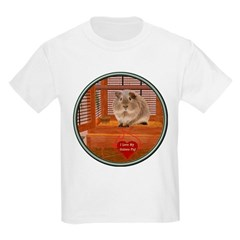 Guinea Pig #2 Kids Light T-Shirt
