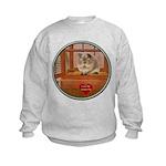 Guinea Pig #2 Kids Sweatshirt
