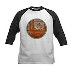 Guinea Pig #2 Kids Baseball Jersey