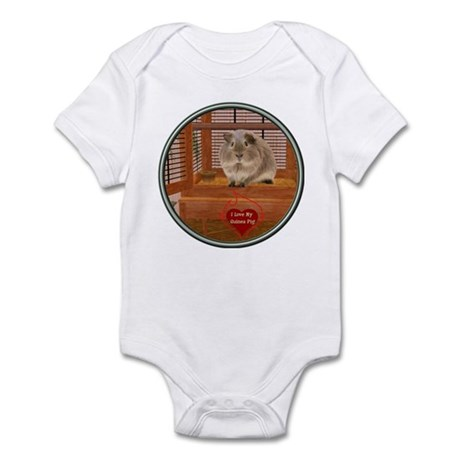Guinea Pig #2 Infant Bodysuit