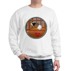 Guinea Pig #3 Sweatshirt