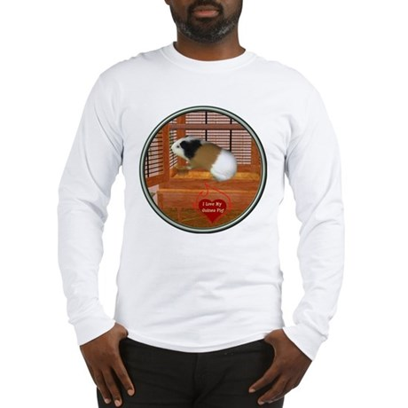 Guinea Pig #3 Long Sleeve T-Shirt