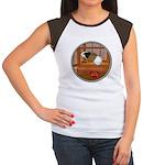 Guinea Pig #3 Women's Cap Sleeve T-Shirt