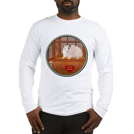 Hamster #1 Long Sleeve T-Shirt