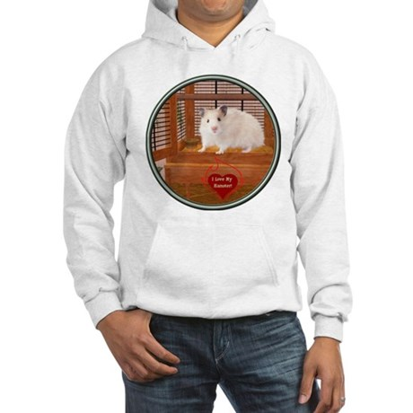 Hamster #1 Hooded Sweatshirt