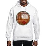 Hamster #1 Hooded Sweatshirt