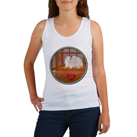 Hamster #1 Women's Tank Top