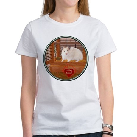 Hamster #1 Women's T-Shirt