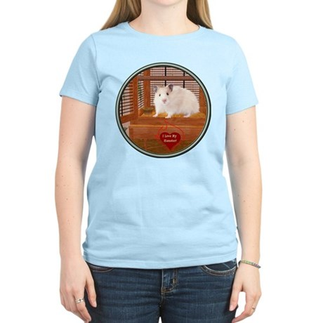 Hamster #1 Women's Light T-Shirt