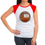 Hamster #1 Women's Cap Sleeve T-Shirt
