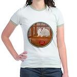 Hamster #1 Jr. Ringer T-Shirt